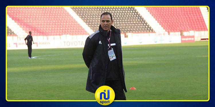 هشام النصيبي يخلف محمد الجلاصي في تدريب جندوبة الرياضية