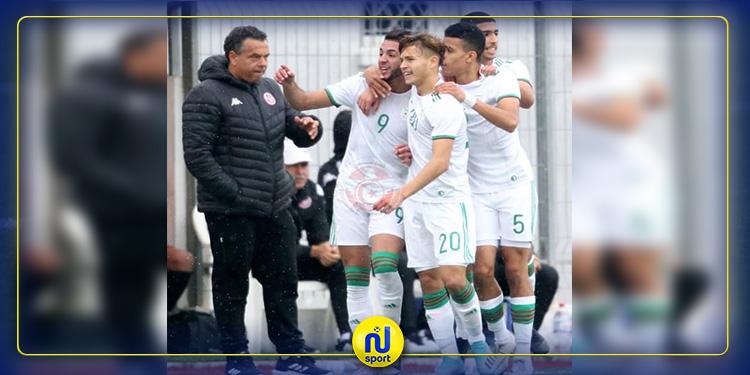 دورة شمال إفريقيا: الجزائر تفوز على تونس بثنائية والكنزاري مطالب بتعديل الأوتار