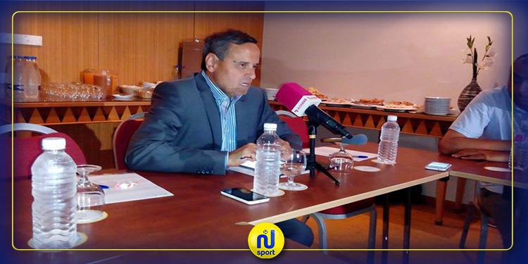 الفيفا يرسل وفدا من لجنة التحكيم لمقر اقامة الترجي يقوده ناجي الجويني