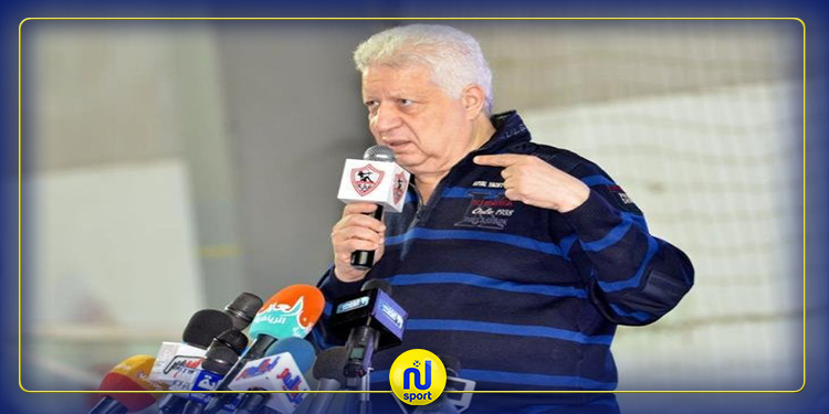 بعد عقوبات السوبر..منصور يعترض عن قرارات الاتحاد المصري وينسحب من لقاء الأهلي