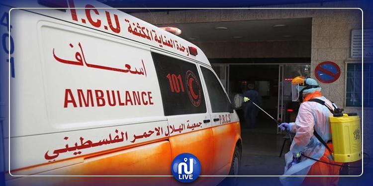 فلسطين : 115 اصابة بفيروس كورونا