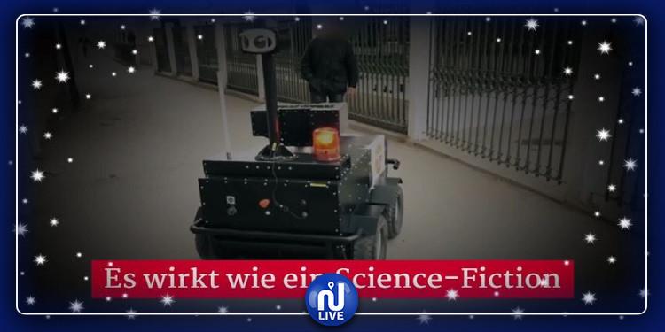قناة ''RTL'' الألمانية تشيد بتجربة تونس في استعمال الروبوت ( فيديو)