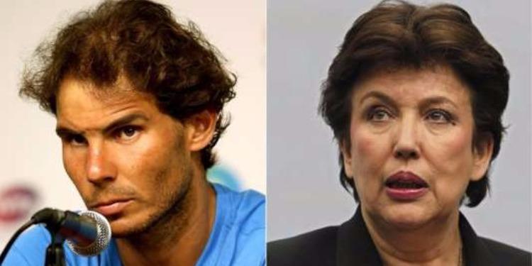 Tennis : Roselyne Bachelot condamnée pour avoir accusé Rafael Nadal de dopage