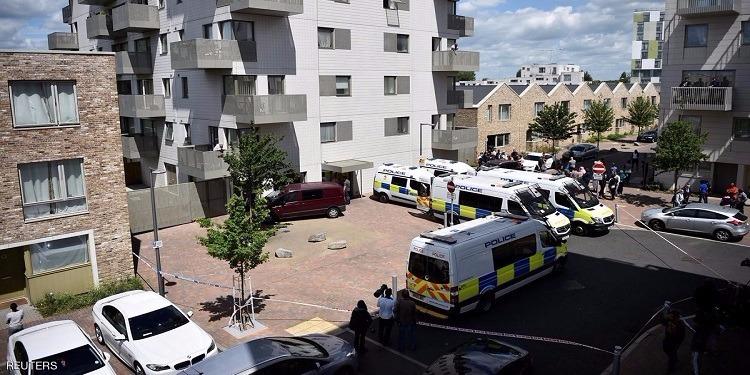 هجوم لندن: اعتقال 12 شخصا بعد مداهمة شقة أحد منفذي الهجوم