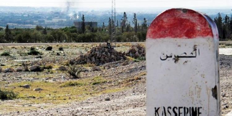 القصرين: ضبط 11 شخصا مُجتازين للحدود البرية خلسة