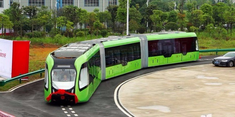 بكين تطلق قطارها الذكي الأول من نوعه على مستوى العالم (صور)