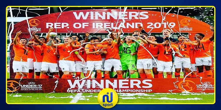 بطولة أمم أوروبا للشباب: هولندا تفوز على إيطاليا وتحتفظ باللقب