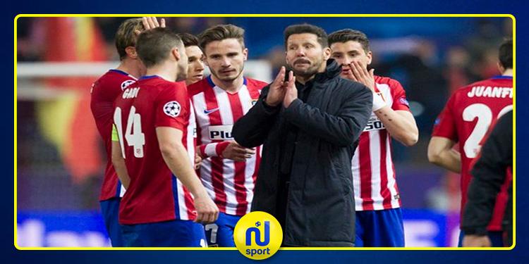 رغم رحيل لاعبين كبار: سيميوني يتعهد بالاستمرار مع اتليتيكو مدريد