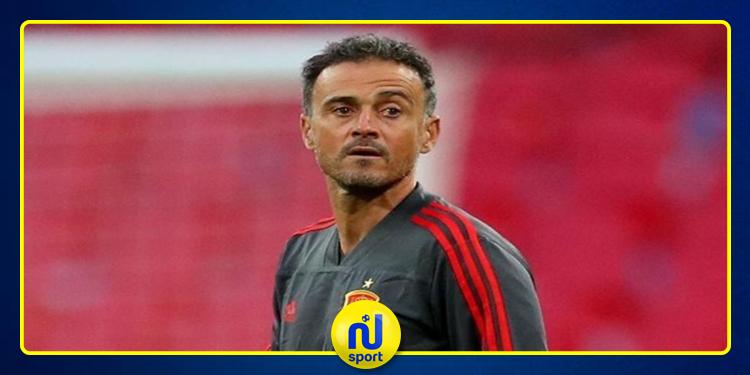 لويس انريكي يستقيل من تدريب المنتخب الإسباني