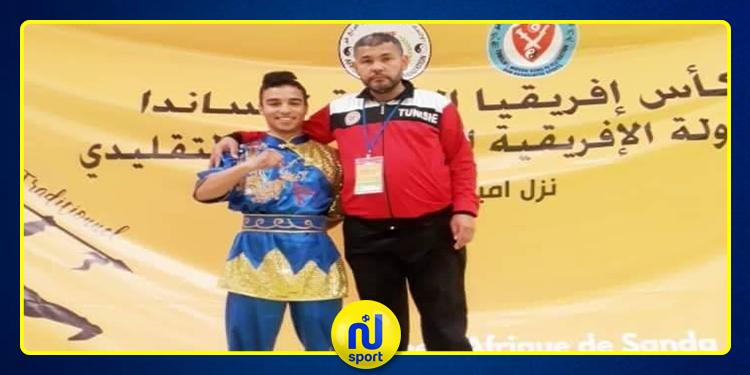 بطولة العالم للووشو التقليدي بالصين: ذهبية للشاب احمد الصيد