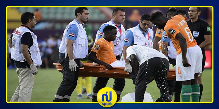 كأس امم افريقيا: اللجنة الطبية تعتمد خطة لإنقاذ اللاعبين في الظرف طارئة