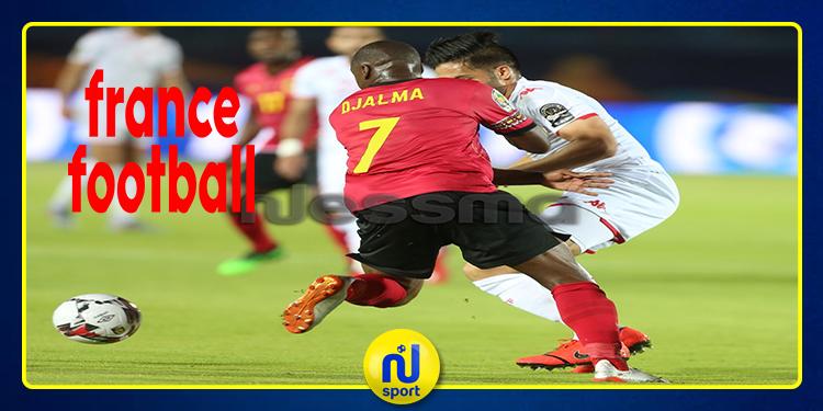 فرانس فوتبول: تقييم لاعبي المنتخب الوطني في مواجهة انغولا