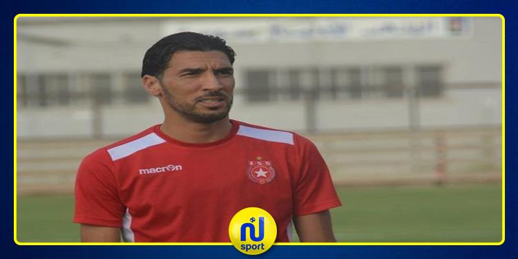 الرابطة 1: ماهر الحناشي افضل لاعب في الموسم بالنجم الساحلي