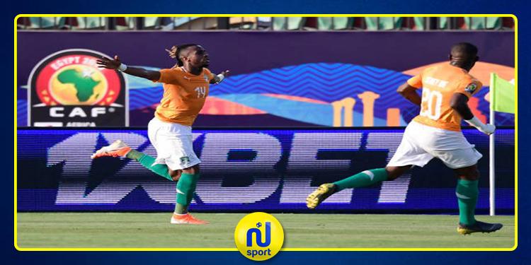 كأس أمم افريقيا: ساحل العاج تحقق الانتصار امام جنوب افريقيا
