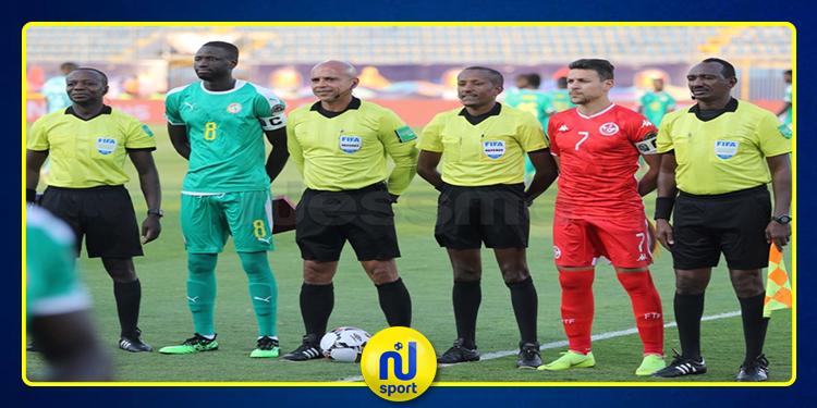 من بينهم حكم مغربي: تعرف على طاقم تحكيم الـ VAR في مباراة تونس والسنغال