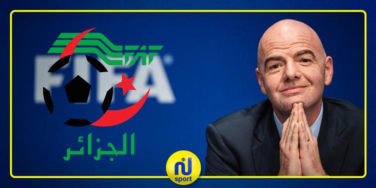 جياني أنفنتينو: ' منتخب الجزائر.. فريق كبير '