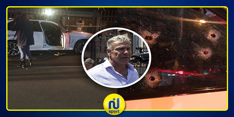 مقتل لاعب جنوب افريقي سابق في حادث إطلاق نار في جوهانسبرغ