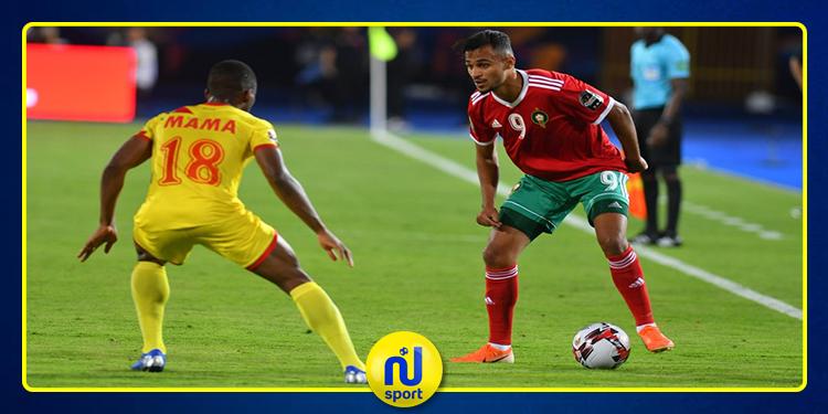 نيس الفرنسي يسعى إلى ضم اللاعب الدولي المغربي 'سفيان بوفال'