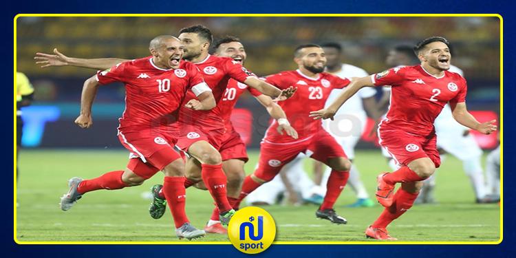 كأس أمم افريقيا: المنتخب الوطني التونسي يرفع سقف الطموحات