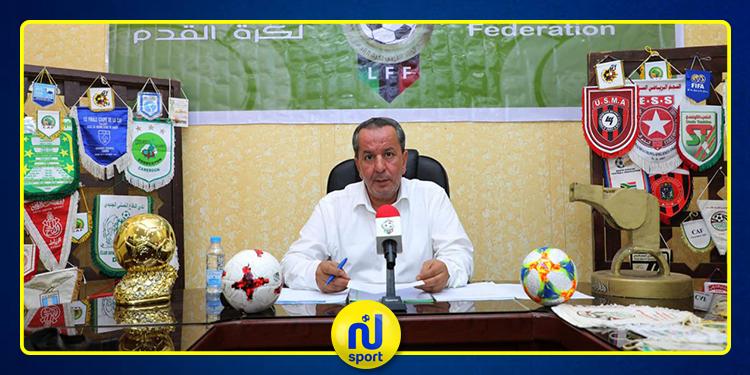 انتخاب الليبي 'عبد الحكيم الشلماني' عضوا باللجنة التنفيذية للـ'كاف'