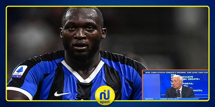 إثر تعليقاته العنصرية ضد لوكاكو: إيقاف محلل رياضي ايطالي