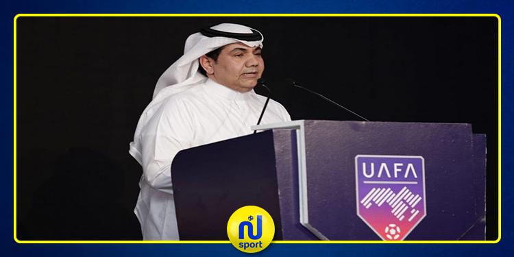 الاتحاد العربي لكرة القدم يزكي رئيسه الجديد