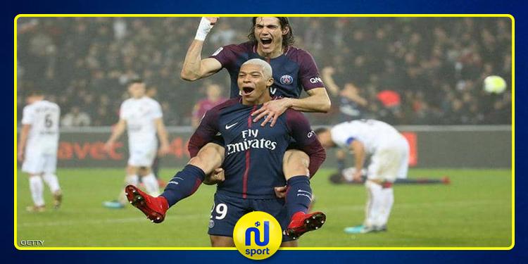 أبطال أوروبا: مبابي وكافاني يغيبان عن باريس سان جيرمان أمام ريال مدريد