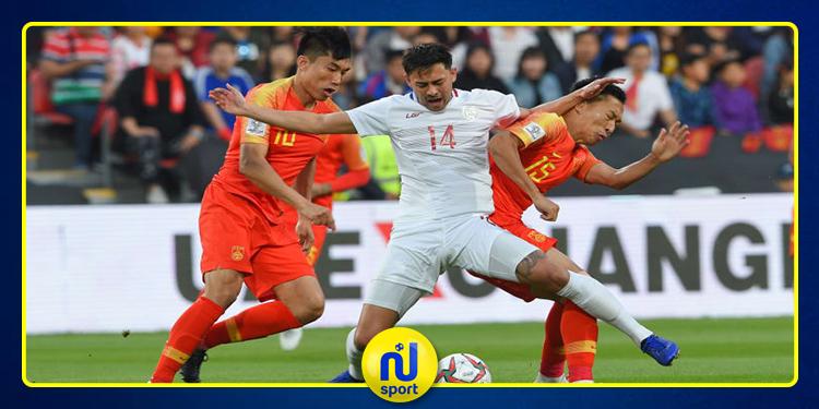 التصفيات الآسيوية لكرة القدم: التعادل يحسم مواجهة الفلبين والصين