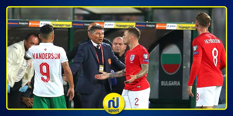 رسمي: مدرب بلغاريا يستقيل بعد أحداث مباراة إنقلترا