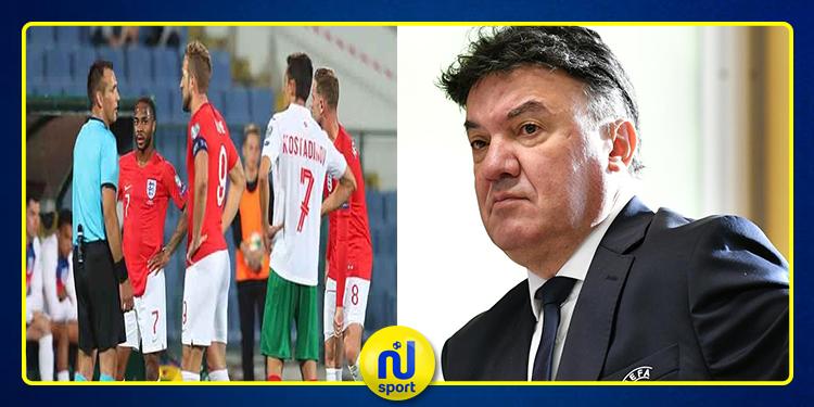 بعد إساءة عنصرية في مباراة إنقلترا: رئيس الاتحاد البلغاري لكرة القدم يستقيل
