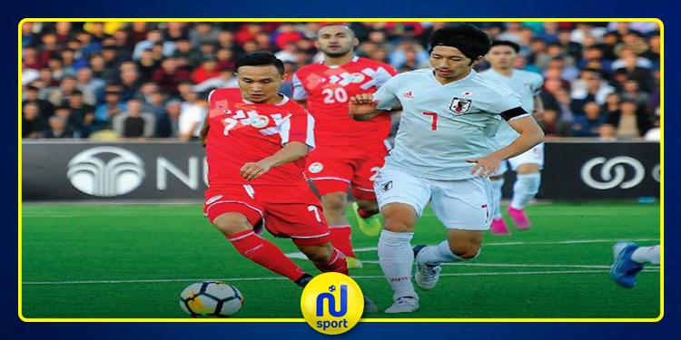 التصفيات الآسيوية لكرة القدم: اليابان تحقق فوزها الثالث على حساب طاجيكستان