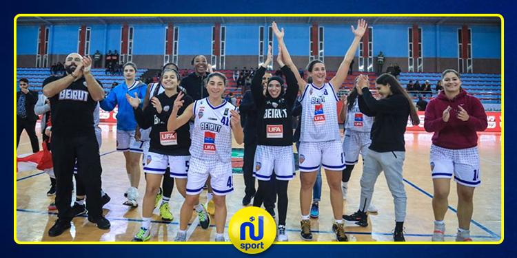 البطولة العربية لكرة السلة: الامل الرياضي بالوطن القبلي في المركز الثاني