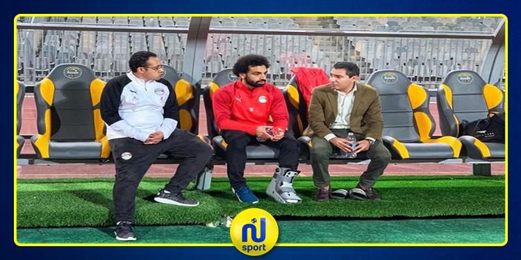 المنتخب المصري: الفحوصات الطبية تؤكد عدم جاهزية صلاح لكينيا وجزر القمر