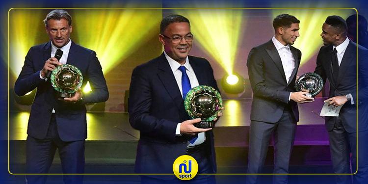 جوائز الكاف: اطلاق مسابقات جديدة لافضل لاعب في مسابقات الاندية وأفضل رئيس ناد