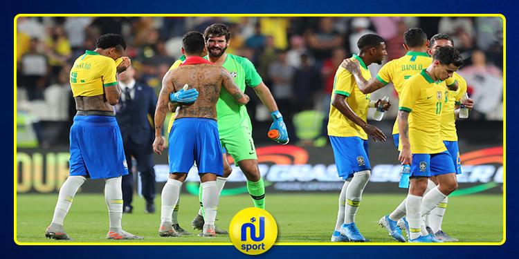 مباراة ودية: البرازيل تحقق الإنتصار أمام كوريا الجنوبية بثلاثية