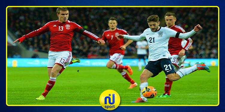 استعدادا لكأس أوروبا 2020: المنتخب الإنقليزي يواجه نظيره الدنماركي وديا