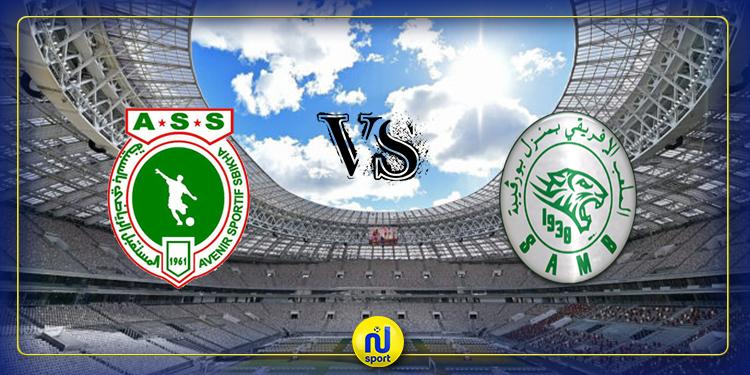 الرابطة 2: مستقبل السبيخة يحقق الإنتصار الرابع في البطولة أمام ملعب منزل بورقيبة
