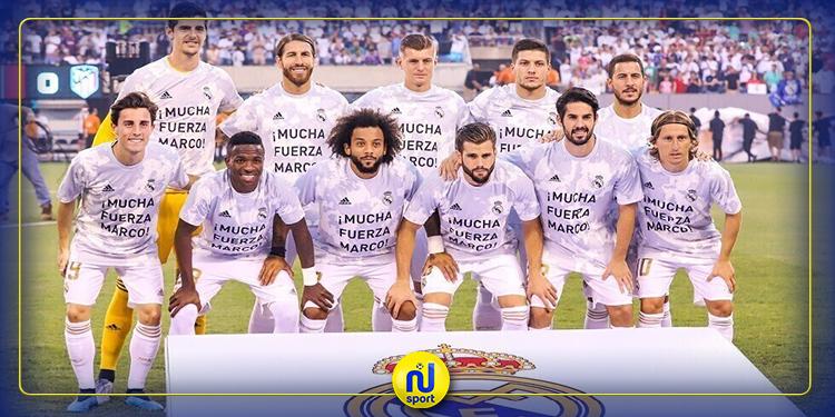الليغا: غيابات بالجملة في قائمة النادي الملكي إستعدادا لمواجهة إسبانيول