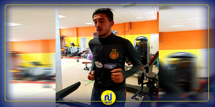 الترجي الرياضي: ''محمد علي بن حمودة'' يجري أول حصة تدريبية في الحديقة 'ب'