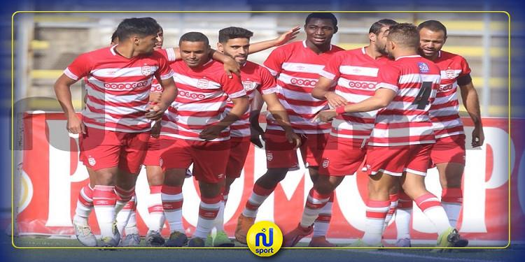 الرابطة 1: تشكيلة النادي الإفريقي في مواجهة الترجي الرياضي