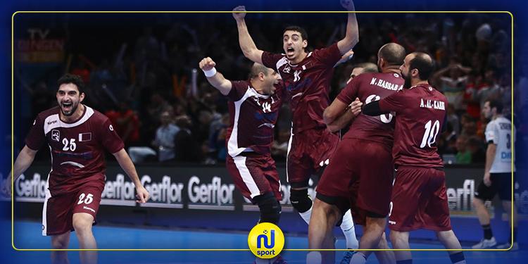 كرة اليد: قطر تهزم كوريا الجنوبية وتتوج ببطولة آسيا