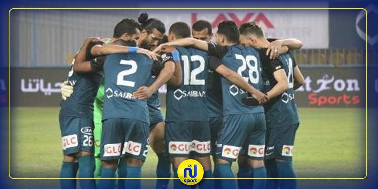 الدوري المصري: إنبي يحقق الإنتصار أمام إف سي مصر