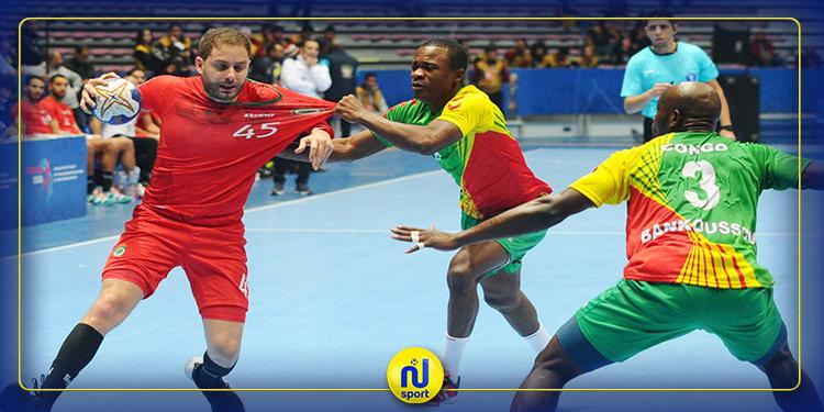 كأس أمم إفريقيا لكرة اليد: الراس الاخضر يفوز على كوت ديفوار