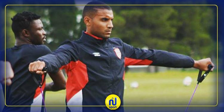 رسميا: غلق ملف نزاع النادي الإفريقي مع اللاعب والي ضيوف