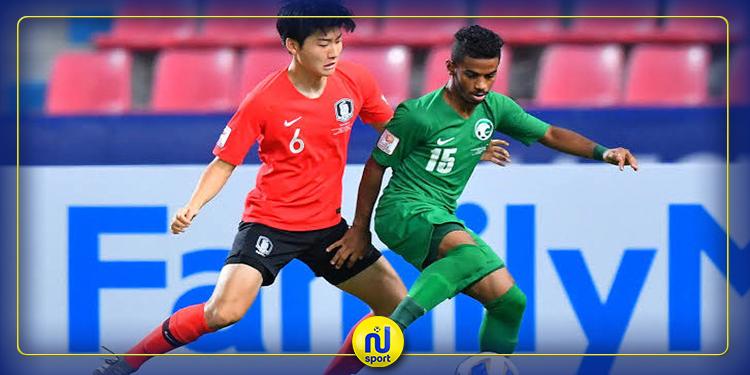 منتخب كوريا الجنوبية يحرز لقب كأس آسيا للأمم لأقل من 23 سنة
