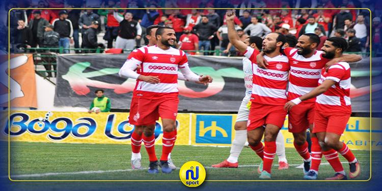 الرابطة 1: تشكيلة النادي الإفريقي في مواجهة الملعب التونسي