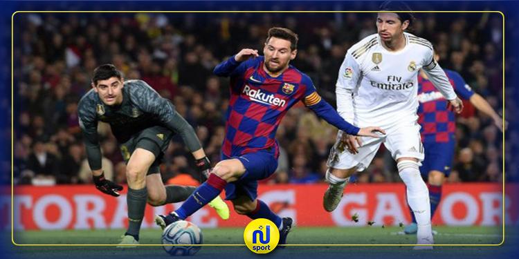 الليغا: مباراتان سهلتان لريال مدريد وبرشلونة قبل دوري الأبطال والكلاسيكو