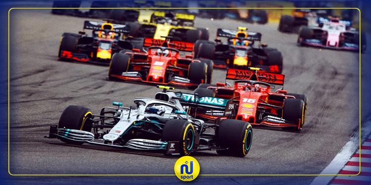 فورمولا 1: تأجيل سباق جائزة أذربيجان الكبرى بسبب كورونا