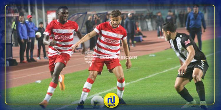 مباراة ودية: التعادل يحسم مواجهة النادي الصفاقسي والنادي الإفريقي