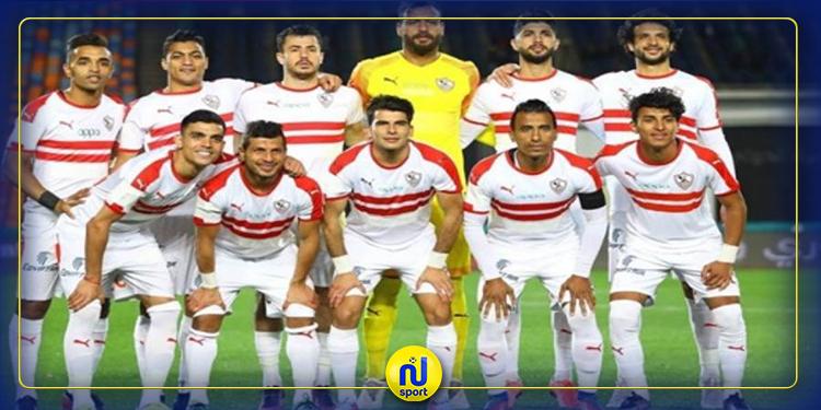 الدوري المصري: إدارة نادي الزمالك تصرف مستحقات اللاعبين